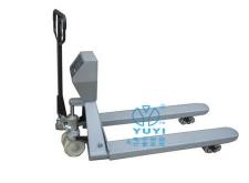 YCS-SS不锈钢电子叉车秤