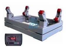 带打印功能碳钢面电子钢瓶秤
