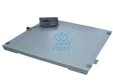 SCS-EX-P773-NN防爆地磅超低单层不锈钢