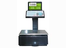 TM-P-3b系列触摸屏价格标签秤