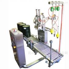 自动液体灌装机-全自动液体灌装机