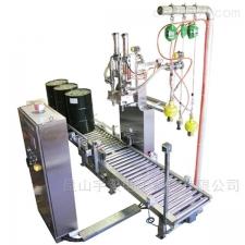 全自动液体灌装生产线
