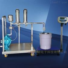 隔膜泵灌装机  昆山灌装机械