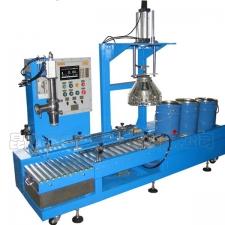 化工液体灌装机设备